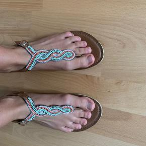 Fine sandaler