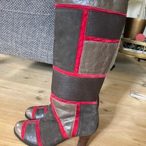 Lise Lindvig støvler