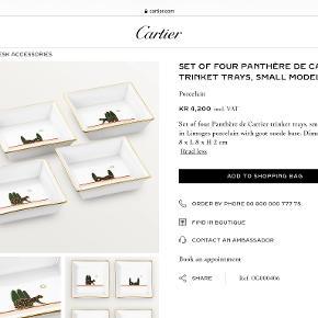 Cartier porcelæn