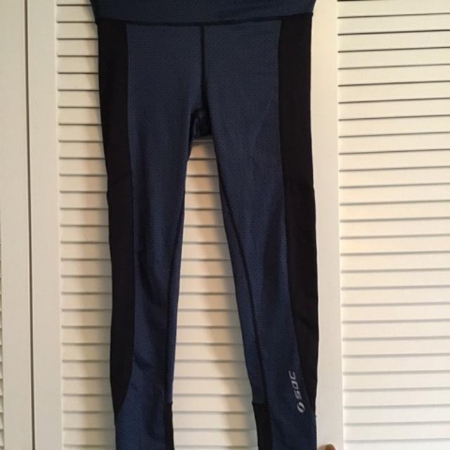 Bukser, sportstights, str. 36, Carite sorte