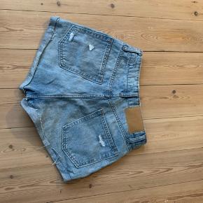 Fede denim shorts, aldrig brugt!🌷
