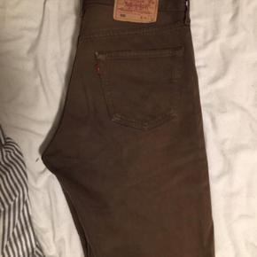 Sælger disse fede bukser. De er en str M.