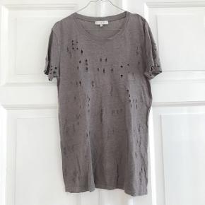 IRO t-shirt  Str. S 100% linen NP: 900kr