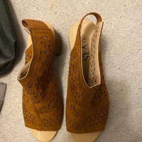 Super finde sandaler, de er helt nye