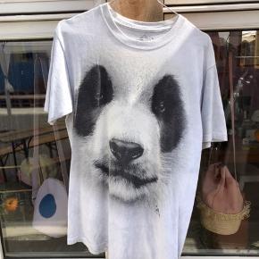 Panda T-shirt fra The Mountain