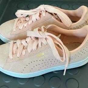 Puma sneakers sælges, da de ikke bliver brugt nok