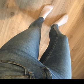 Jeans fra zara i str. S