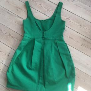 Sjov tulipan kjole grøn. Sjov og fræk!😀💃🏽