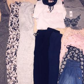 Flot tøj pakke