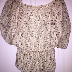 Smuk bluse fra Etc. Etc. :-) BYD!