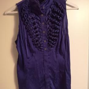 Fest/elegant business bluse fra Karen Millen købt i England