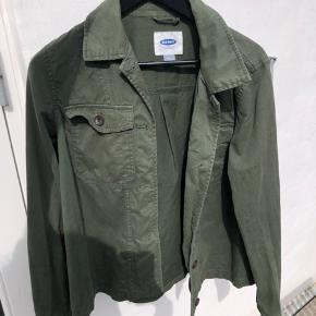 Lækker army jakke ❤️ str m