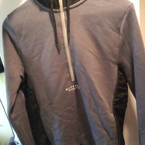 Varm tyk hoodie/jakke Fitter S/M