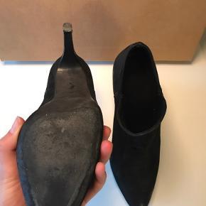 Sorte støvletter fra the Last Conspiracy i en lækker læder kvalitet