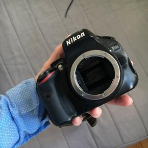 Wellused canon d5100.  Takes perfect pictures still. The camera mechanism has no defects. But the rubber grip came off a little once and has been fixed with superglue.  Lookes more snappy than it is in real life.