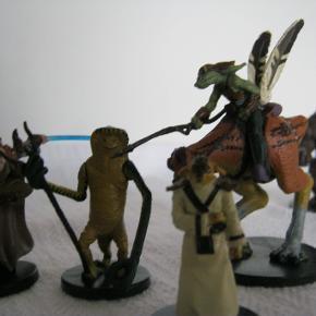 Star Wars. Figur forskelig , spørg efter flere billeder, af enkelt, ............ BYD.............