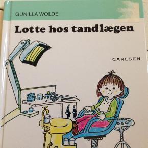 Brand: Lotte hos tandlægenVaretype: Børnebøger Størrelse: X Farve: Ukendt Prisen angivet er inklusiv forsendelse.  Bogen er i fin stand. Se også alle mine andre annoncer og Byd:)