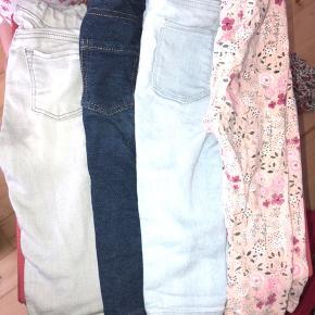 4 fine par bukser.