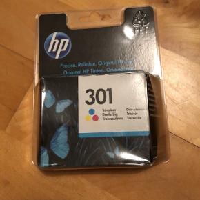HP blækpatron, 301. Helt ny