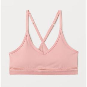 SØGE-ANNONCE:   Søger efter denne sports bh fra H&M i rosa str. m/l - den er vist fra sæsonen efterår 2018 -   Mvh.