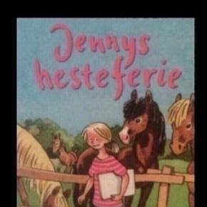 Jennys hesteferie  -fast pris -køb 4 annoncer og den billigste er gratis - kan afhentes på Mimersgade 111 - sender gerne hvis du betaler Porto - mødes ikke andre steder - bytter ikke