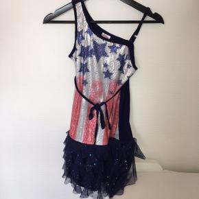 Kjolen er af mærket Justice.