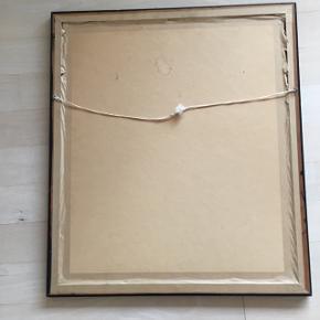 Svend P. Jørgensen litografi 42*48 cm
