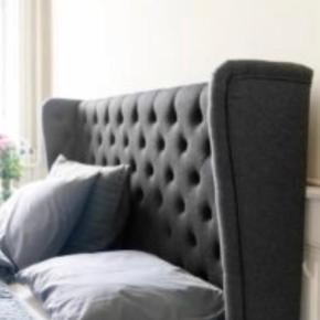 Ilva sengegavl  Længde måler 195cm Højde måler 120cm  Skal hentes på Nørrebro i stue etage