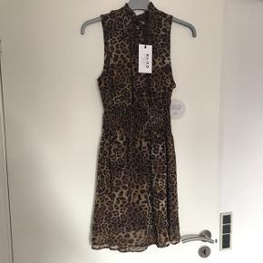 Leopard kjole str S Ny stadig med prisskilt