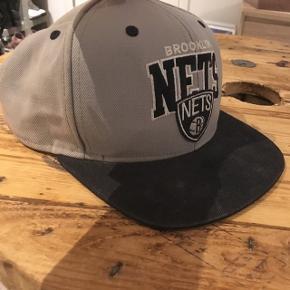 Brooklyn Nets cap. Brugt, men god stand