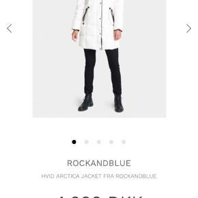 6f3be0d1 Sælger min elskede Rock and blue med ægte pels da den er købt i forkert str
