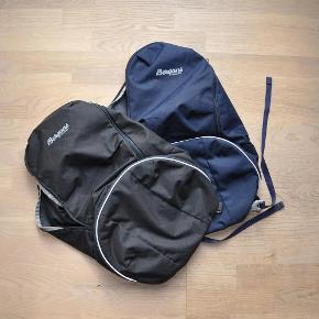 Varetype: Taske Størrelse: One size Farve: Sort  Børnerygsæk, Idrætstaske, Bergans of Norway  Sportstaske. Kvalitets taske fra Bergans of Norway. Vi har brugt dem til svømmetøj, idrætstøj og turtaske.  Jeg har to, en i sort og en i mørkeblå. Prisen er pr. stk.  Fra ikke-ryger-hjem og uden husdyr  OBS den sorte er solgt
