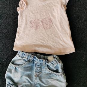 925819519cf3 Miniature bluse og pompdelux shorts