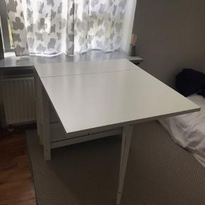 Ikea NORDEN klapbord.  Minimale brugstegn.  Nypris: 1.399 Mindstepris: 700