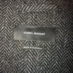 Isabel Marant limited jakke i uld Så smuk og uden brugsspor. Nypris 7499,- Bytter ikke.