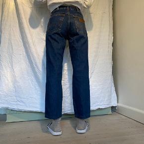 vintage wrangler jeans i str w27 l30 i virkelig god stand 🔥