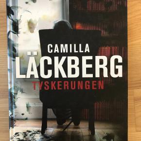 """Camilla Läckbergs krimi *Tyskerungen""""  KØB FLERE AF MINE BØGER/TING OG FÅ RABAT.  Fra ikke-ryger og dyrefrit hjem."""