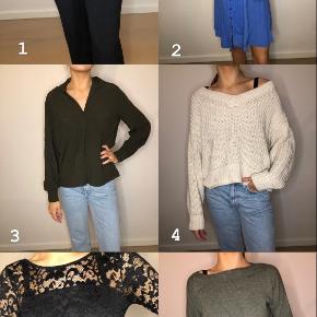 Zara øvrigt tøj til kvinder