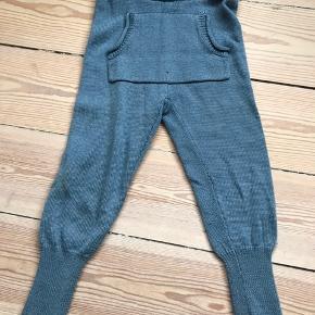Den fineste bukser i 100% meget blød merinould.