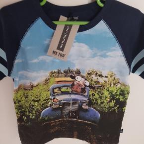 NY t-shirt med prismærke. Kan sendes eller afhentes i Alslev.