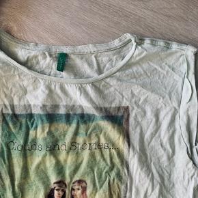 Benetton t-shirt Størrelse XS God stand 💘
