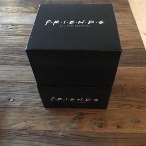 Friends / Venner komplet DVD boks med alle  10 sæsoner. Aldrig været brugt.