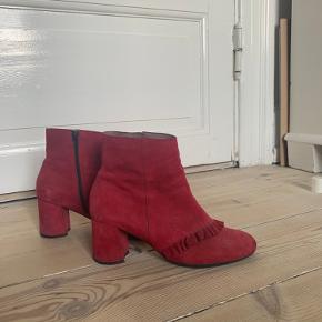 Wonders støvler brugt få gange // 6 cm //   Mp: 400 Køber betaler fragt🌸    #GøhlerSellout