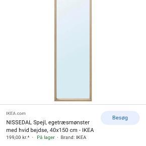 Sælger dette spejl fra Ikea Tag det for 110,-