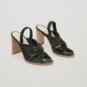 Fine sandaler fra Cos. Aldrig brugt. Byd gerne.