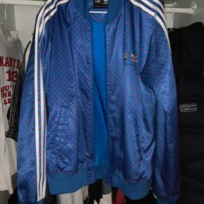 Adidas X Pharrell from 2019 Light Spring Time Bomber (thin) Sized For a Slim L