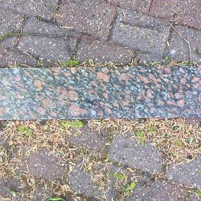 Granit plade ( smal) men lang  BYD