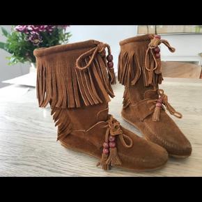 Minnetonka støvler