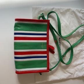 Mini Bazar taske/ clutch med strop.