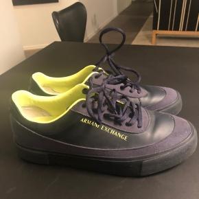 Sneakers fra Armani Exchange - brugt meget lidt